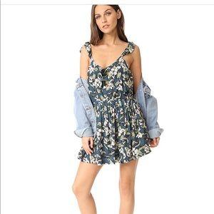 NWT Free People Mini Dress Size Medium